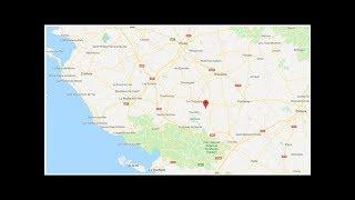 La Vendée réveillée en pleine nuit par un séisme de magnitude 4,7