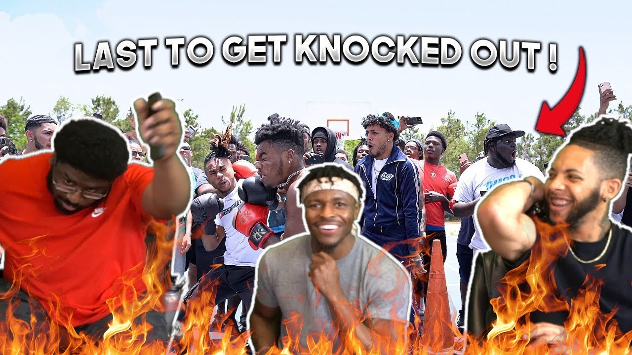 KING CID'S LAST TO GET KNOCKED OUT IN ORLANDO!!   HouseReacts