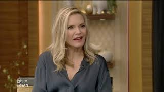 Michelle pfeiffer talks about always worrying her performances and which of roles she's felt proud of.subscribe: https://bit.ly/2hfueakwebsite: htt...