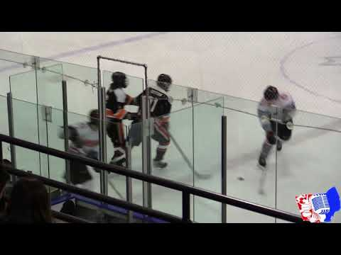 '19 OH Hockey Playoffs North Olmsted-Normandy