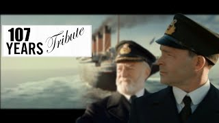 Titanic Officer Tribute - 107 Years Tribute