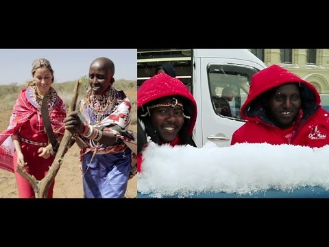 Maasai: From Sand to Snow (RT Documentary)
