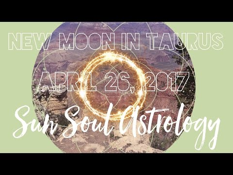 Daily Quantum Astrology April 26 2017 New Moon in Taurus!!! Echo's of The Galactic Soul Memory!!!