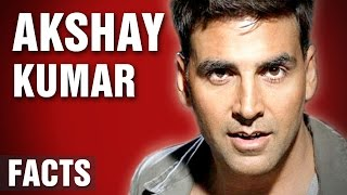 12 incredible facts about akshay kumar