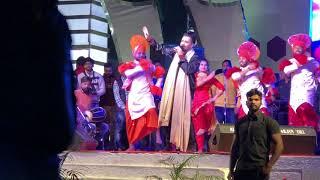 Saade aala || sharry mann|| chandigarh carnival 25-11-2017