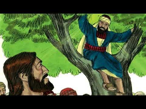 Amuzgo de Guerrero Jesús y Zaqueo [amu]