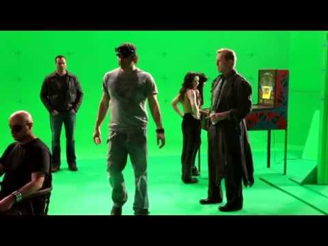 Sin City: A Dame to Kill For Official B-Roll #2 (2014) Rosario Dawson, Frank Miller Movie HD
