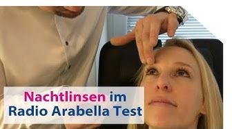 Nachtlinsen DreamLens Test bei City Optik in München – Alternative zum Augen-Lasern