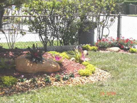 Dise o de jardines en miami youtube for Diseno de jardines online gratis