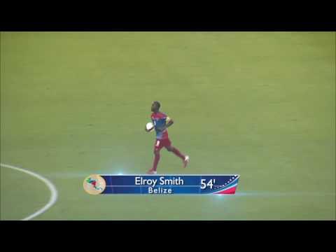 CCA 2017: Nicaragua vs Belize Highlights