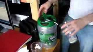 Heineken 5L Mini Keg
