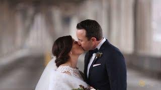 Brian + Katie = MARRIED!! // Kansas City Wedding Videographer