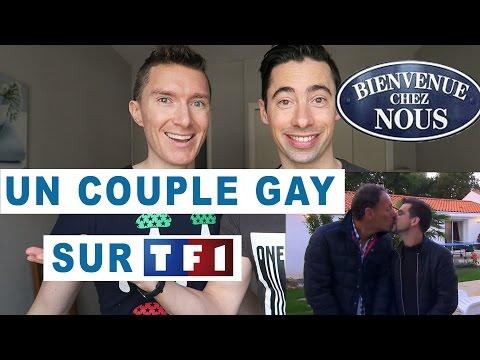 Un Couple Gay Dans Bienvenue Chez Nous