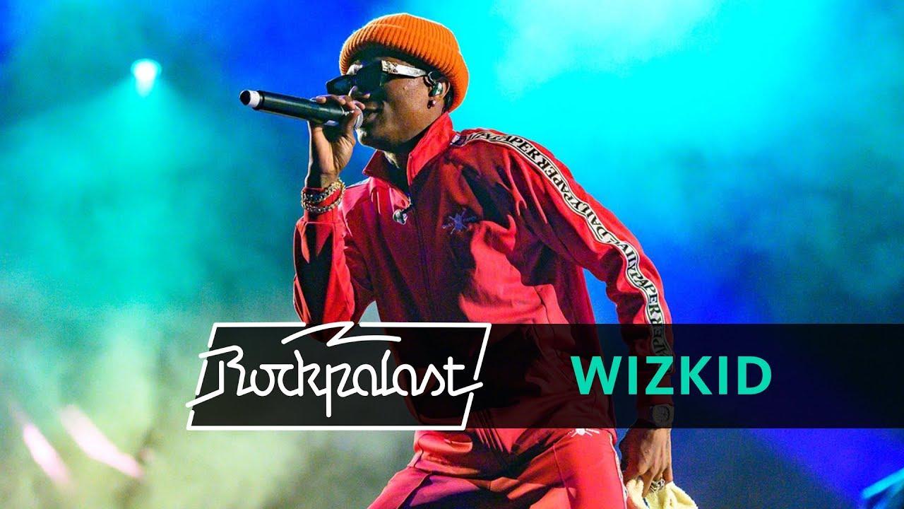 Wizkid live   Rockpalast   2019