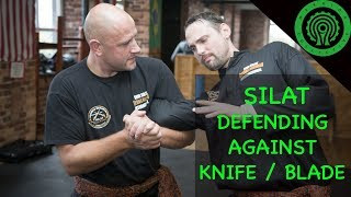Silat Defence against Knife / Blade Wielding Attacker