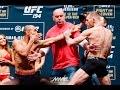 UFC 194 Weigh-Ins: Jose Aldo vs. Conor McGregor