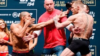 Download UFC 194 Weigh-Ins: Jose Aldo vs. Conor McGregor Mp3 and Videos