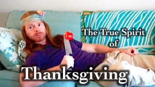 The Spirit of Thanksgiving - Ultra Spiritual Life episode 6 - with JP Sears