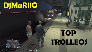 TOP TROLLEOS EP.1 | GTA 5 ONLINE Y COD GHOST | DjMaRiiO