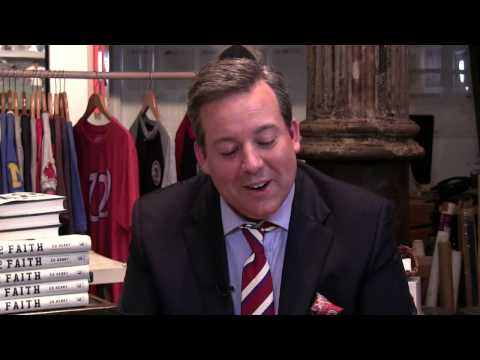 "Ed Henry Book Signing & Interview w/ Juan Williams | ""42 Faith"""
