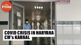 Haryana battles sharp spike in Covid cases, and situation in CM Khattar's Karnal is worse