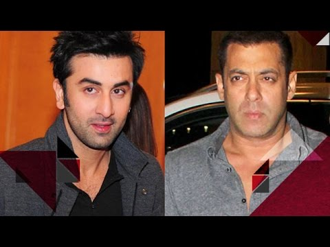 Salman Khan & Ranbir Kapoor Not The Best Of Friends | Big Story