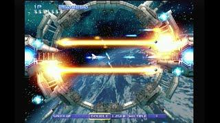 Gradius V (PS2) Full Run (Loop 2)