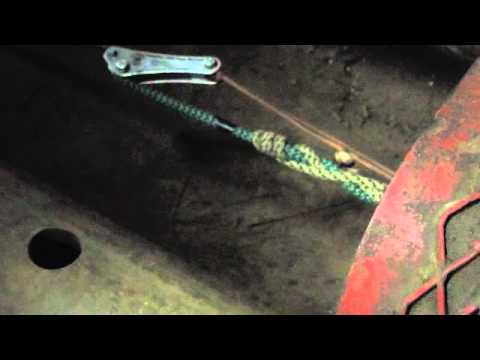 Static pull tests Rope Wrench