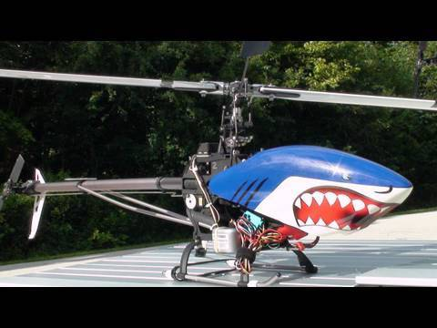 SHARK introduces its Angel Drones