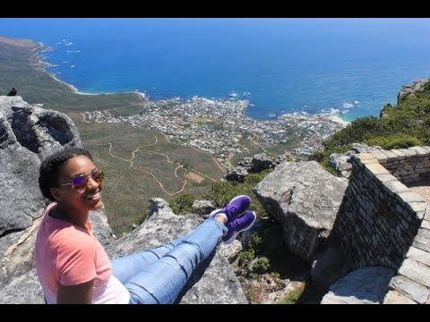 Cape Town, South Africa| Travel Vlog| HonestlyErica