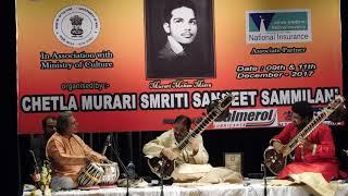 Video Pt. Swapan Chaudhuri & Pt Kushal Das & Kalyanjeet Das at CHETLA MURARI SMRITI download MP3, 3GP, MP4, WEBM, AVI, FLV November 2018
