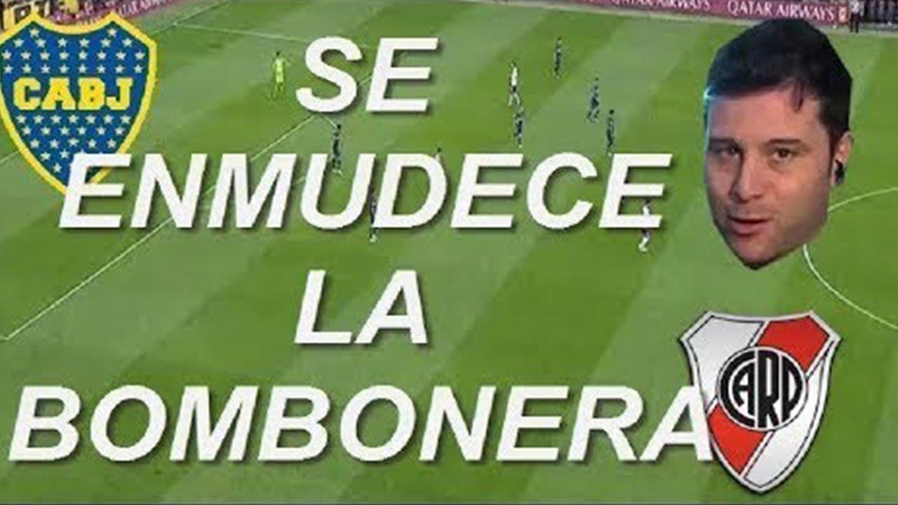 (Rodolfo De Paoli) Boca Juniors vs River Plate (2-2) Copa Libertadores 2018 - FINAL HD