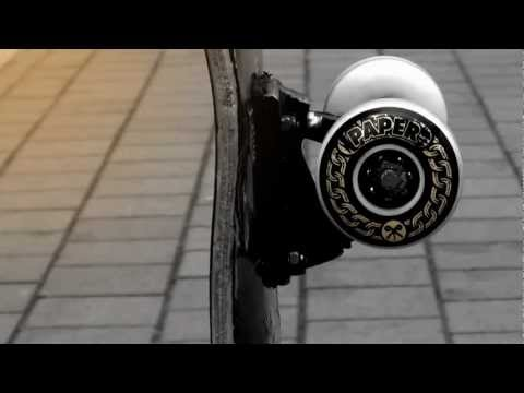 Paper Skateboards Wheels - Comercial #1