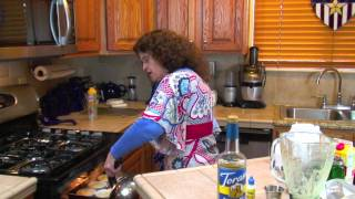 Eggwhite Custard - Diet Recipes; Healthy Home Cooking, Low- Calorie Lifestyle #