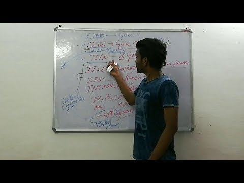 What to do after jam ? | JAM TIFR JNU IISC IISER JNCASR DU BHU JAMIA C-SET IIT-MANDI ||