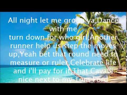 Flo Rida I Don't Like It,I Love It (feat.Robin Thicke & Verdine White)
