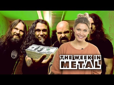 $3,000 SLAYER TICKETS! - The Week in Metal - February 5, 2018