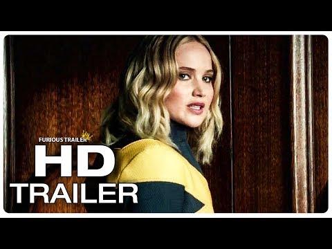X-MEN DARK PHOENIX Trailer International (NEW 2019) Superhero Movie HD