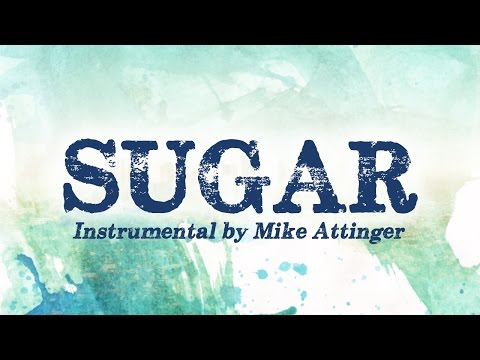 Maroon 5 - Sugar - Karaoke / Instrumental / Lyrics (Lower key)