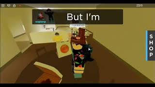 ROBLOX : SLEEPOVER but......