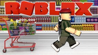 MY SUPERMARKET EXPLODES!! | ROBLOX Retail Tycoon