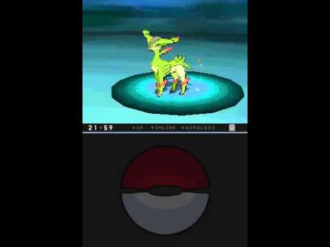 how to catch virizion in pokemon black