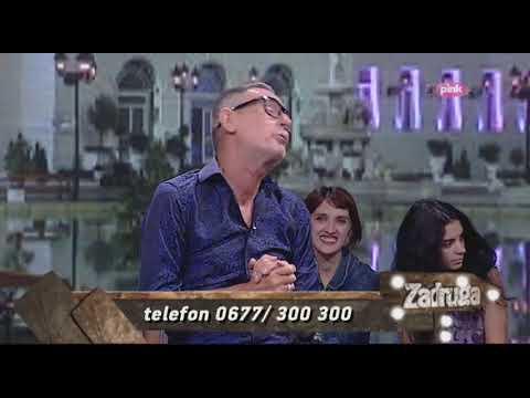 Zadruga 2, narod pita - Lepi Mića tvrdi da Luna ima kompleks zbog Anastasije  - 22.08.2019.