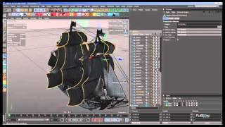 Tutorial Cinema 4D - Creación de Animación Espectacular