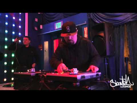 Skratch Lounge (2015-12-03) - The Beat Molester (All Vinyl Set)