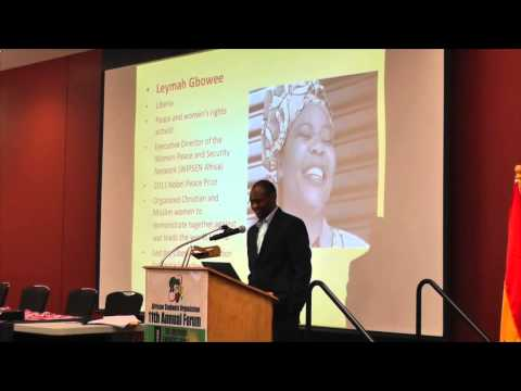 African agency and the contours of State-building in Africa (ASO Forum 2014 Keynote Speech)