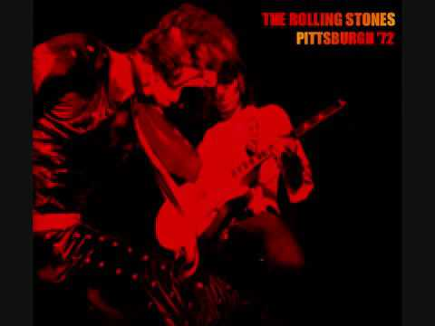 Rolling Stones Pittsburgh 7-22-72 Civic Arena Full Show