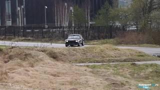 Janar Tänak crash on Rally Masters Show 2017