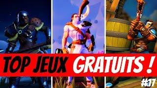 TOP JEUX GRATUITS 2018 #17 - Une sélection de jeux Free to Play pour PC !