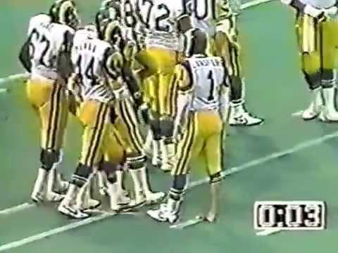 1987 Rams at Cards #14